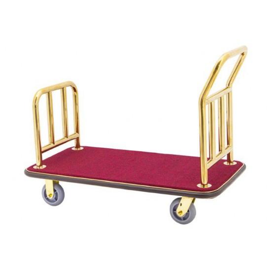 Hotel Bellboy Luggage Trolley
