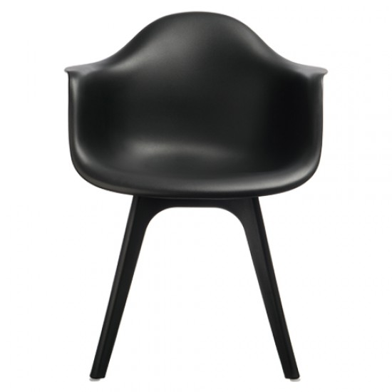 ROME Premium Armchair with Plastic Base