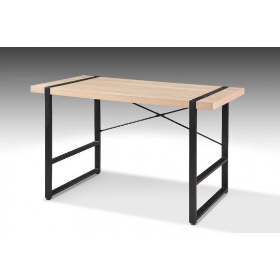 LEOZ Writing Table with Metal Legs