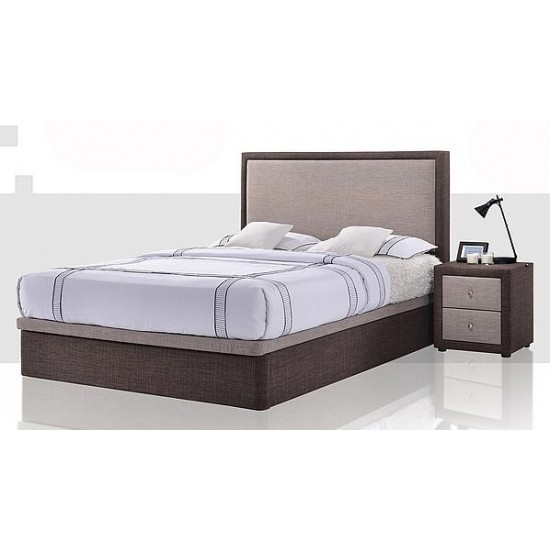CASWELL Storage Bed