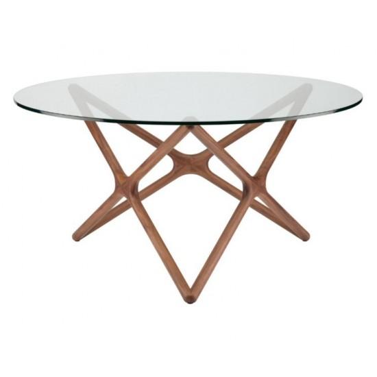OLIVA Round Dining Table