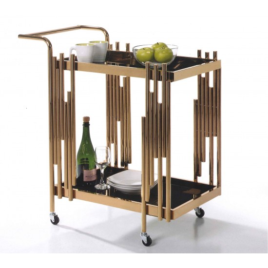 RAYNA Stainless Steel Trolley