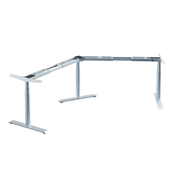 IDM Height Adjustable 120 Degree Table Frame / Lifting Frame / Sit-Stand Table Frame