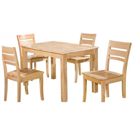 IBE Dining Set 1+4