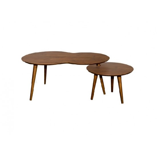 COVI Coffee Table with Side Table