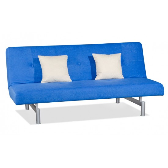 VIC 3 Seater Recliner Sofa Bed with 2 Pillows