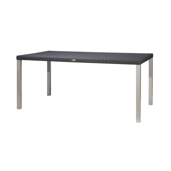 OSLO Outdoor Family Dining Table - Iron Leg