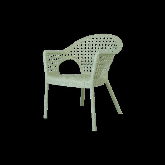 IRIS Outdoor Dining Chair