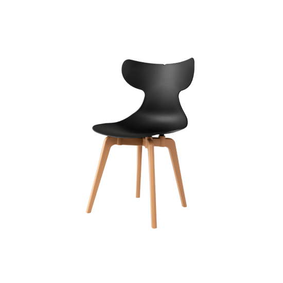 WHALE Leisure Dining Chair