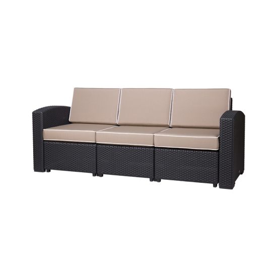 MAGNOLIA Outdoor 3 Seater Sofa