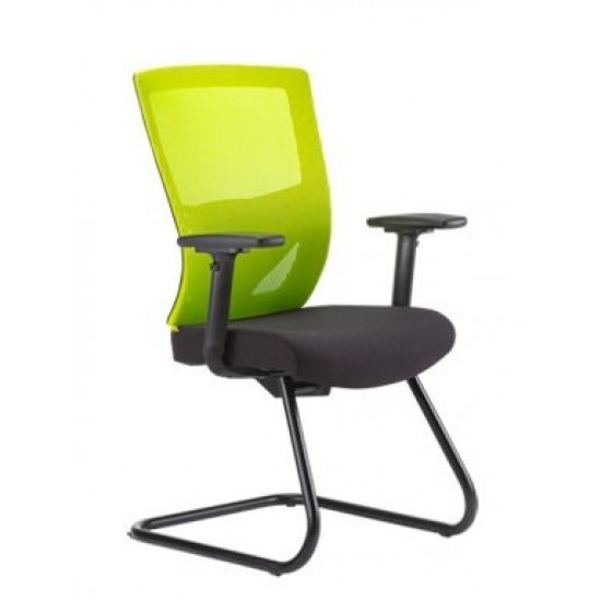 DELCO Lowback Office Chair - Cantilever