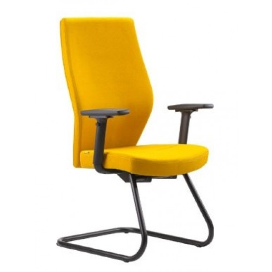 KIM Lowback Office Chair - Cantilever