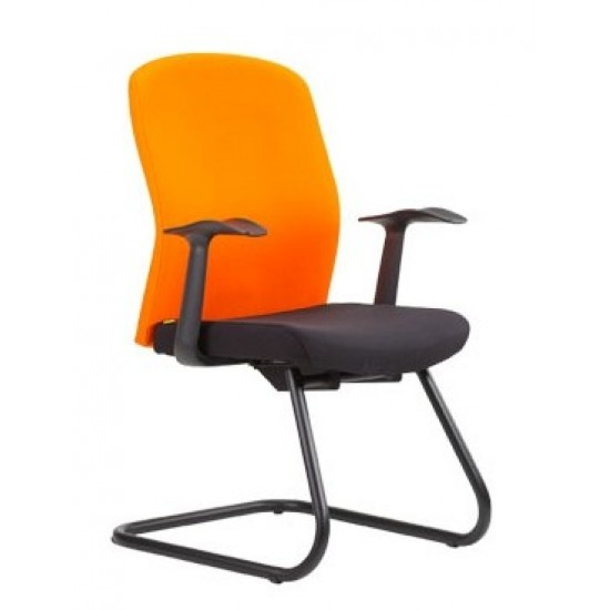 MEZZA Lowback Office Chair - Cantilever