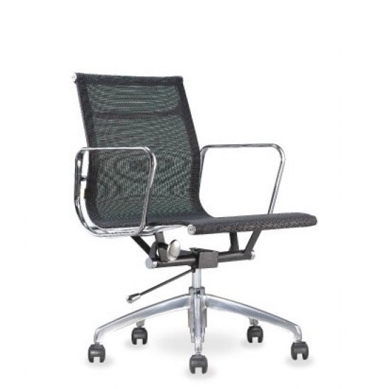 NUVO Lowback Mesh Chair