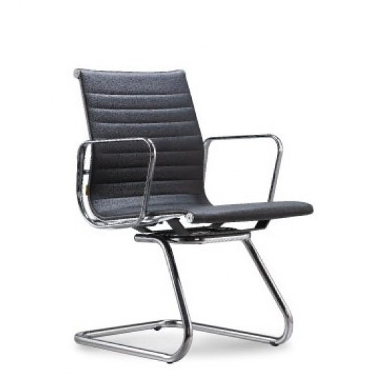NUVO (2) Lowback Chair - Cantilever