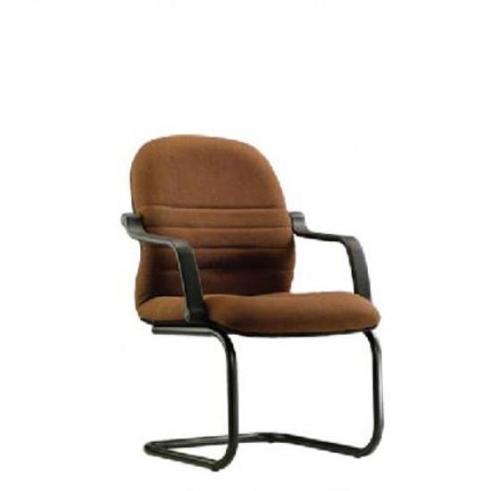 ZARRA Lowback Office Chair - Cantilever