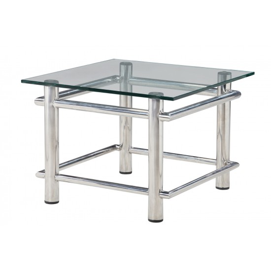 Tempered Clear Glass Coffee Table - GCT-A6060