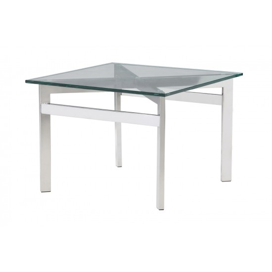 Tempered Clear Glass Coffee Table - GCT-B6060
