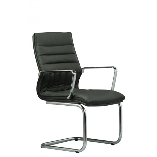 DIVA Leather Series F - Conference Arm Chair