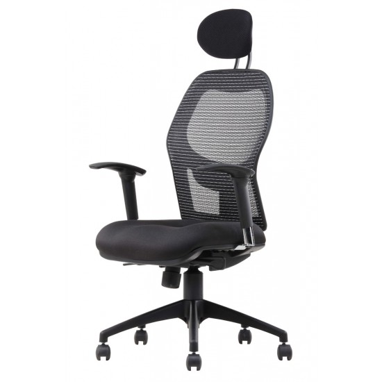 WEBPRO 3A - Highback Arm Chair