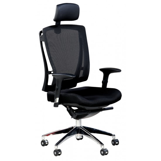 WEBPRO 6A - Highback Arm Chair