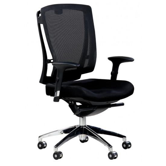 WEBPRO 6A - Midback Arm Chair