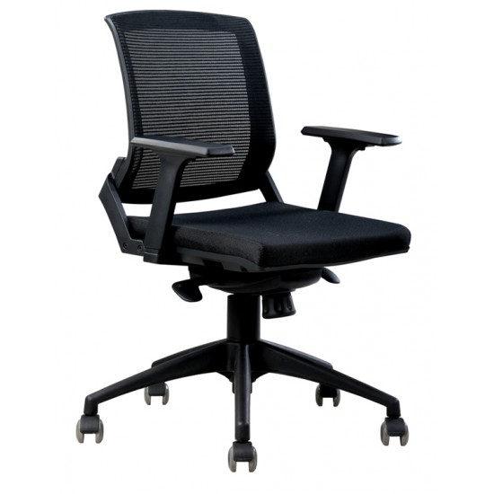 WEBPRO 7 - Lowback Arm Chair