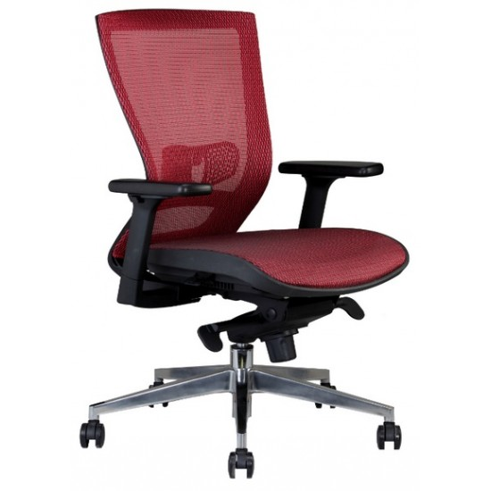 MESHPRO 1A - Midback Arm Chair