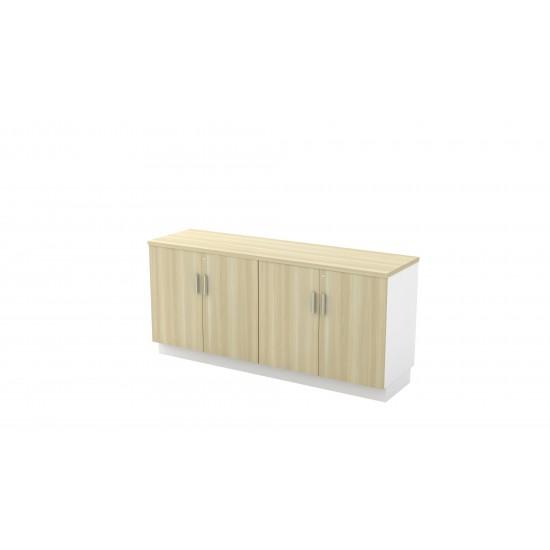 Dual Swinging Door Low Cabinet