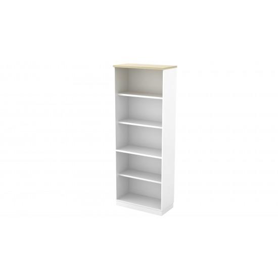 Open Shelf High Cabinet