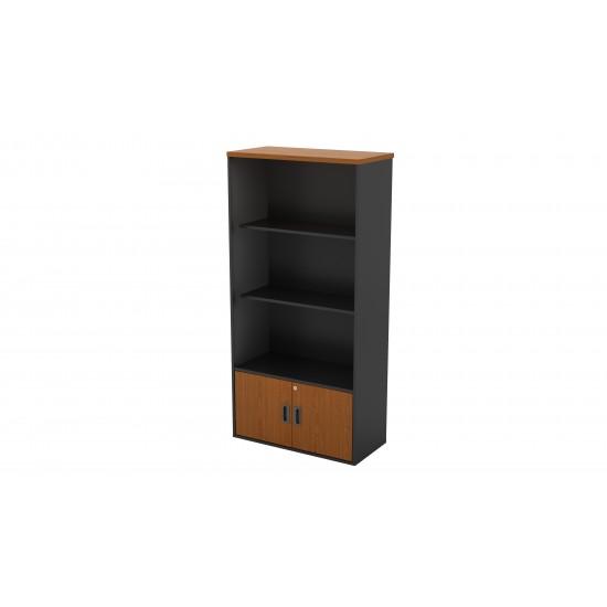 Semi Swinging Door Medium Cabinet