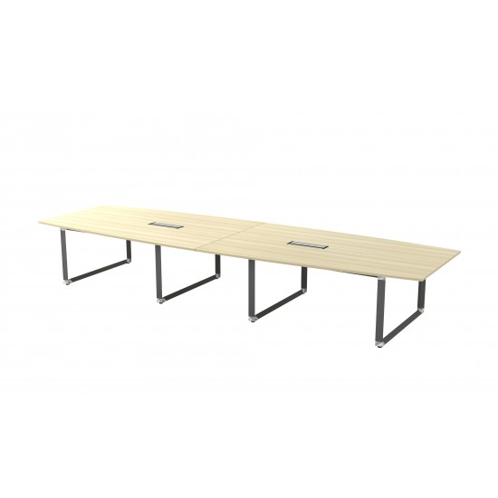 O Series Boat-shape Conference Table