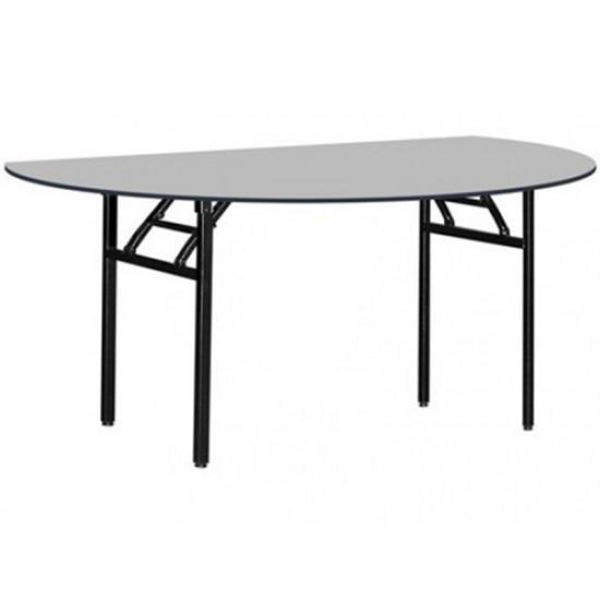 Foldable Half Moon Banquet Table