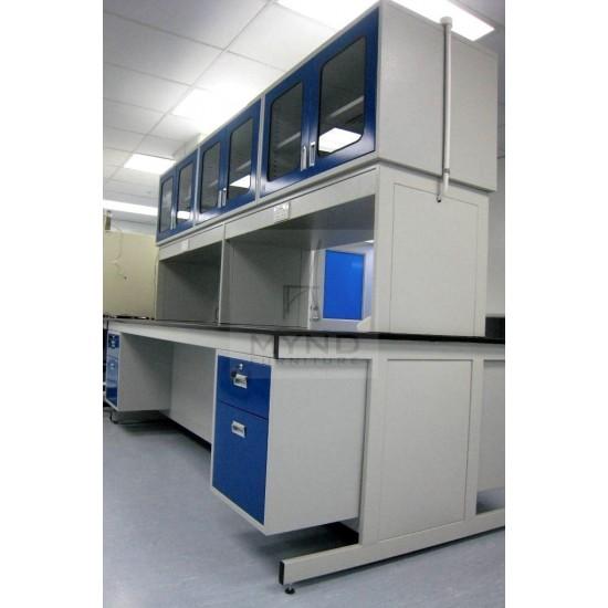 H Frame Laboratory Cabinet