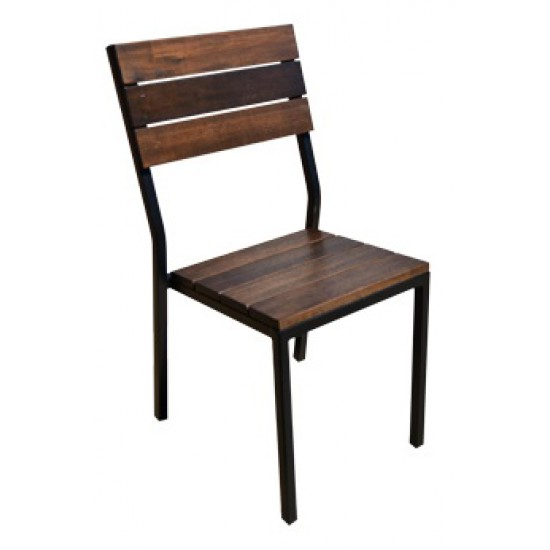 ALONA Wooden Side Chair
