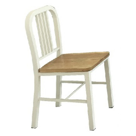 NAVY Wooden Side Chair