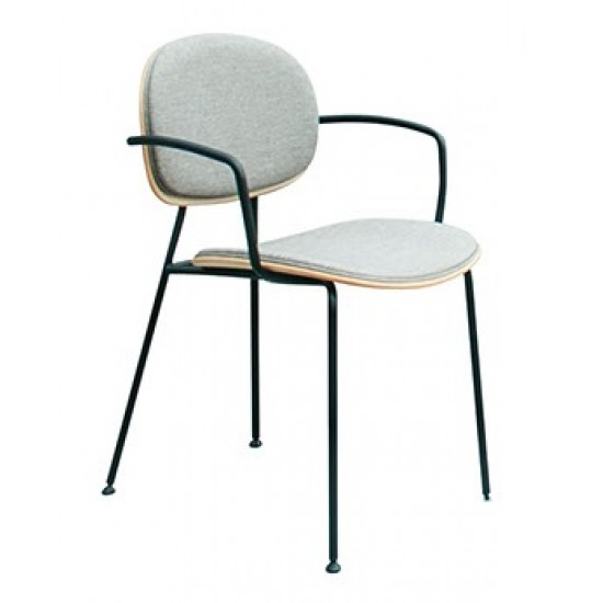 WILMA Upholstered Armchair