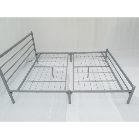 CURIO Metal Queen Bed Frame