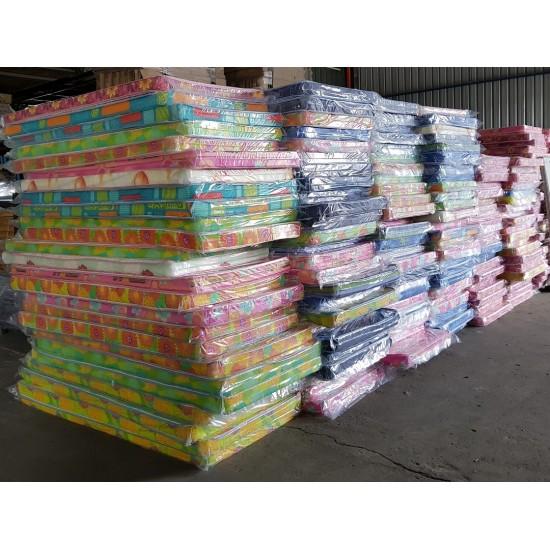 """OTHO Rebond Foam 4"""" Single Mattress"""