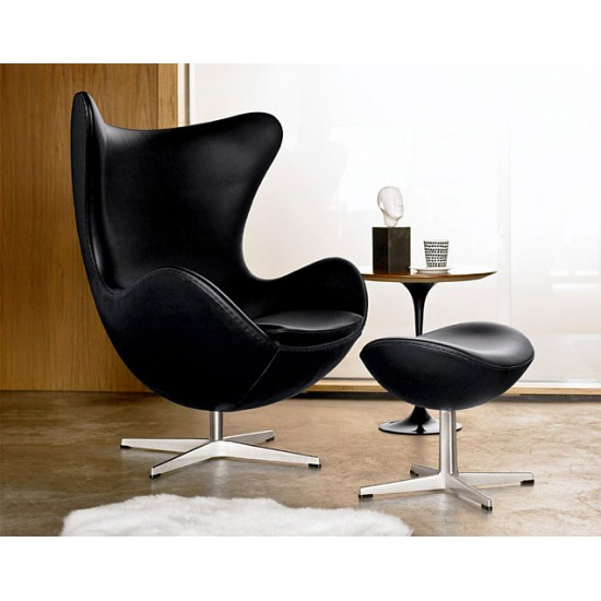 EGG Chair - Leather PU (R)