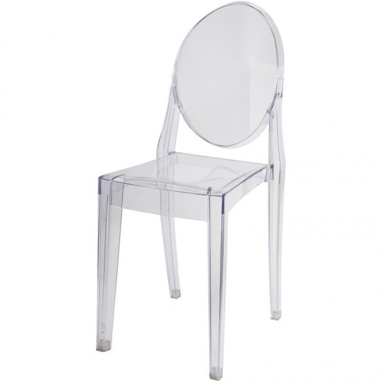 GHOST Dining Side Chair (R)