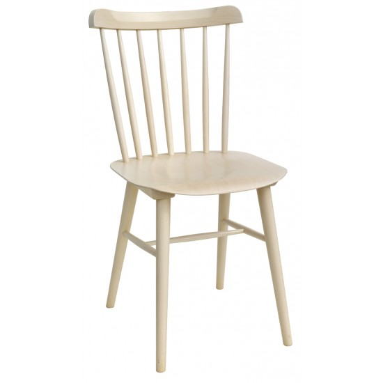 Straight Side Chair (R)