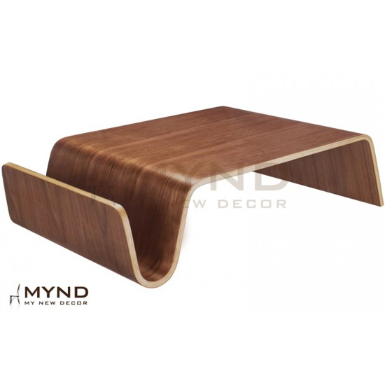 SCANDO Bent Wood Coffee Table