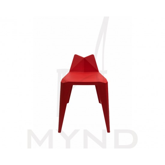 SAMPLE - KITTY Stackable Plastic Stool