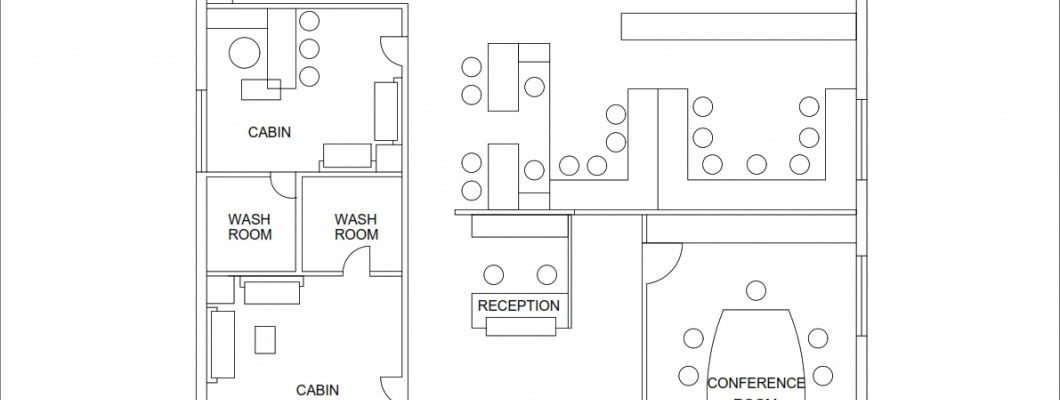 FREE Office Furniture Layout for Malaysia and Singapore Company