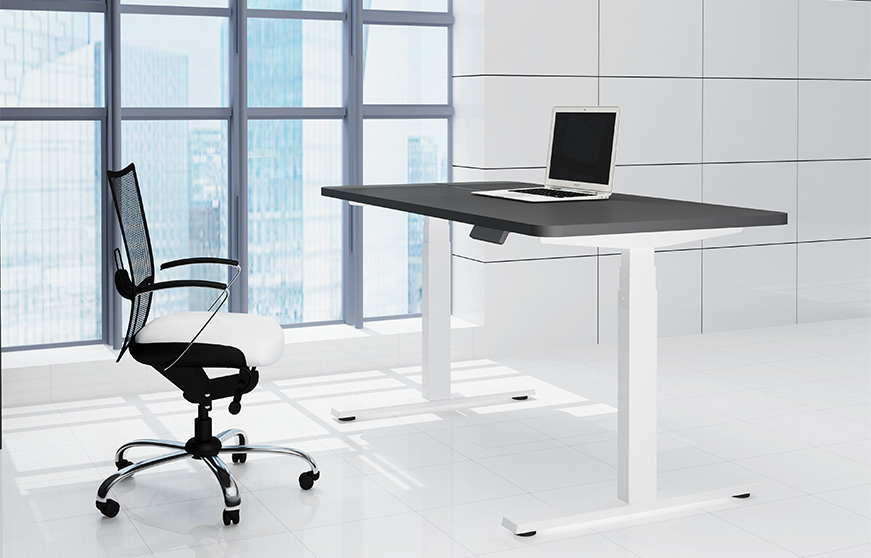 idm height adjustable table frame lifting frame